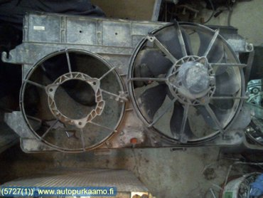 Electric cooling fan - Ford Transit Connect, 2004