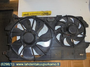 Electric cooling fan - Ford Transit Connect, 2007