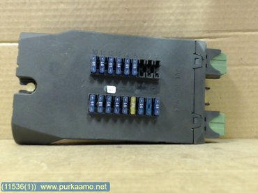 Fuse box / Electricity central till VW LT II (1997-2006) Ac Electric Fuse Box on