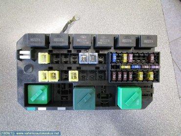 Ford Mondeo Zetec Fuse Box - Wiring Diagram