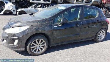 Peugeot 308 Laatu