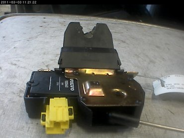 Central locking motor rear hatch - Volvo S80, 1999
