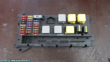 fuse box / electricity central - mercedes sprinter, 2014