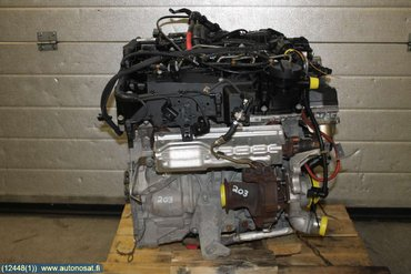 Rear axle till MB SPRINTER (W906) (2006-2018)