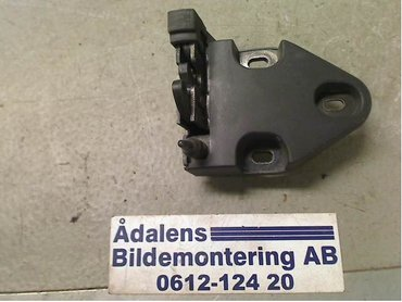 Lock case Door lock - Renault Trafic, 2005