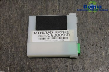Car alarm - Volvo S60, 2001