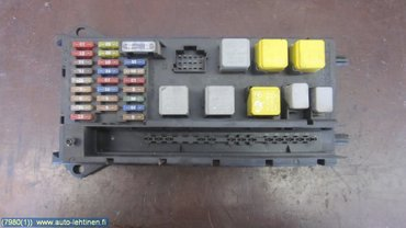 fuse box electricity central till mb sprinter w906 2006 2018